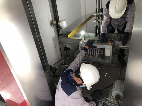 sửa chữa thang máy toà nhà tphcm